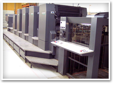 Offset Printing Presses